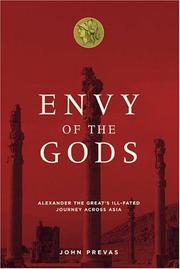 ENVY OF THE GODS by John Prevas