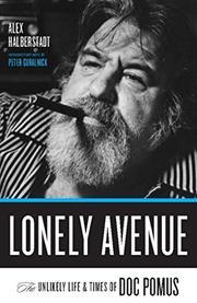 LONELY AVENUE by Alex Halberstadt