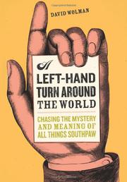 Book Cover for A LEFT-HAND TURN AROUND THE WORLD
