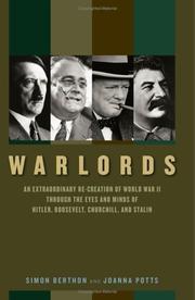WARLORDS by Simon Berthon