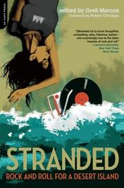 STRANDED by Greil Marcus