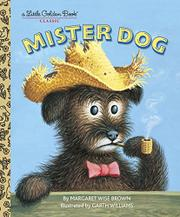 MISTER DOG by Garth Williams
