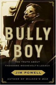 BULLY BOY by Jim Powell