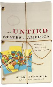 THE UNITED STATES OF AMERICA by Juan Enriquez