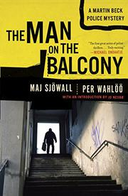 THE MAN ON THE BALCONY (VINTAGE CRIME/BLACK LIZARD) by Per Wahlöö