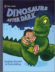 DINOSAURS AFTER DARK by Jonathan Emmett