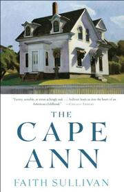 THE CAPE ANN by Faith Sullivan