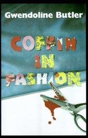 COFFIN IN FASHION by Gwendoline Butler
