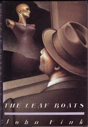 THE LEAF BOATS by John Fink