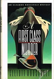 Book Cover for A FIRST CLASS MURDER