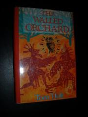 THE WALLED ORCHARD by Tom Holt