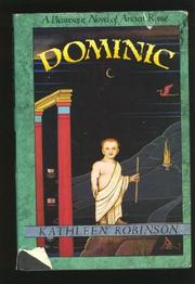DOMINIC by Kathleen Robinson