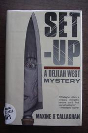 SET-UP by Maxine O'Callaghan