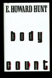 BODY COUNT by E. Howard Hunt