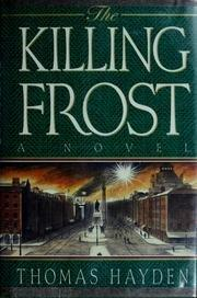 THE KILLING FROST by Thomas Hayden