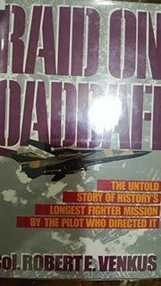 RAID ON QADDAFI by Robert E. Venkus