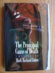 THE PRINCIPAL CAUSE OF DEATH by Mark Richard Zubro