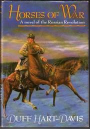 HORSES OF WAR by Duff Hart-Davis