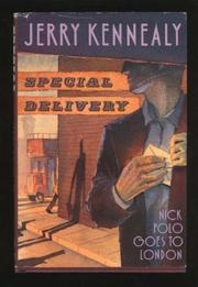 SPECIAL DELIVERY by Jerry Kennealy