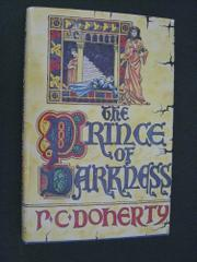 THE PRINCE OF DARKNESS by P.C. Doherty
