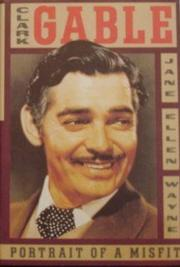 CLARK GABLE by Jane Ellen Wayne