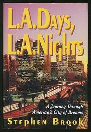 L.A. DAYS, L.A. NIGHTS by Stephen Brook
