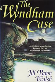 Cover art for THE WYNDHAM CASE