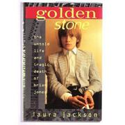Book Cover for GOLDEN STONE