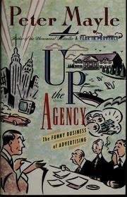 UP THE AGENCY by Peter Mayle
