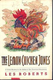 THE LEMON CHICKEN JONES by Les Roberts