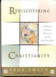 REDISCOVERING CHRISTIANITY by Page Smith