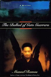 Cover art for THE BALLAD OF GATO GUERRERO