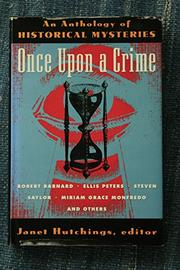 ONCE UPON A CRIME by Janet Hutchings