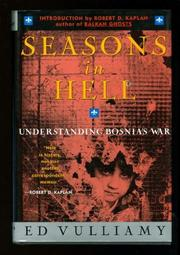 Cover art for SEASONS IN HELL