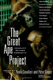 Cover art for THE GREAT APE PROJECT