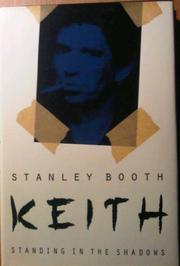 Book Cover for KEITH