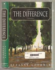 THE DIFFERENCE by Suzanne Goodwin