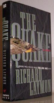 QUAKE by Richard Laymon