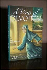 A VOW OF DEVOTION by Veronica Black