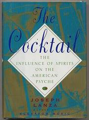 THE COCKTAIL by Joseph Lanza