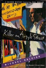 KILLER ON ARGYLE STREET by Michael Raleigh