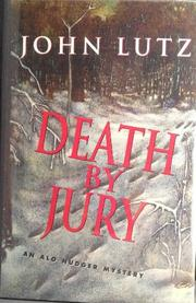 DEATH BY JURY by John Lutz