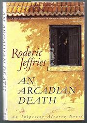 AN ARCADIAN DEATH by Roderic Jeffries