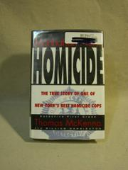 MANHATTAN NORTH HOMICIDE by Thomas McKenna