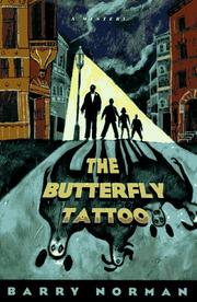 THE BUTTERFLY TATOO by Barry Norman