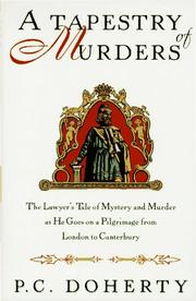 A TAPESTRY OF MURDERS by P.C. Doherty