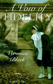 A VOW OF FIDELITY by Veronica Black