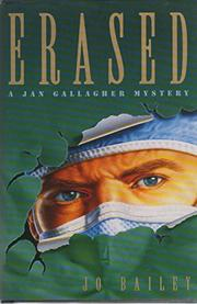 ERASED by Jo Bailey