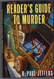 A READER'S GUIDE TO MURDER by H. Paul Jeffers