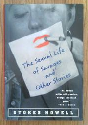THE SEXUAL LIFE OF SAVAGES by Stokes Howell